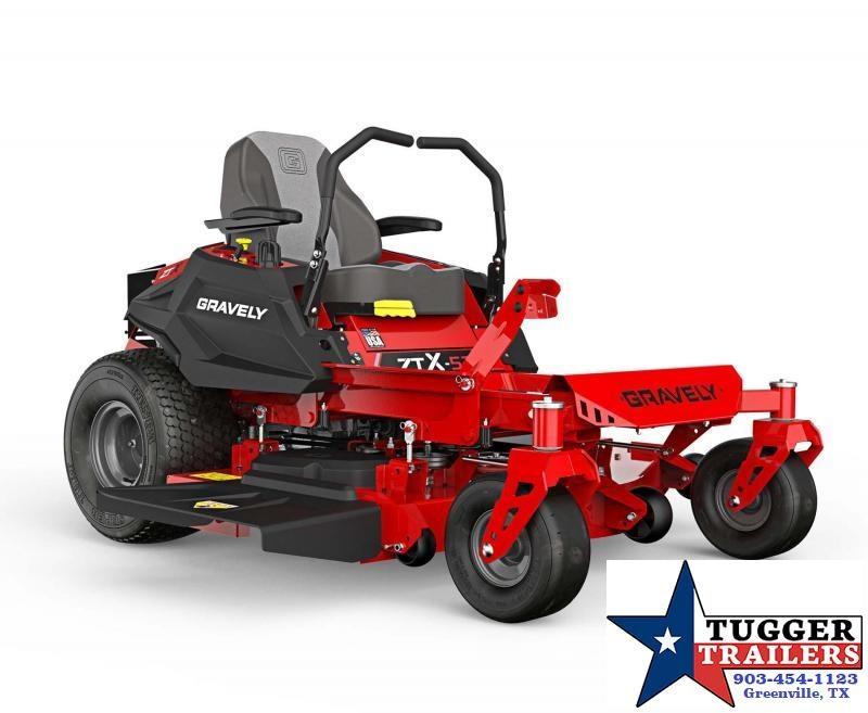 2020 Gravely ZTX 60 Mower Zero Turn Landscape Lawn Equipment