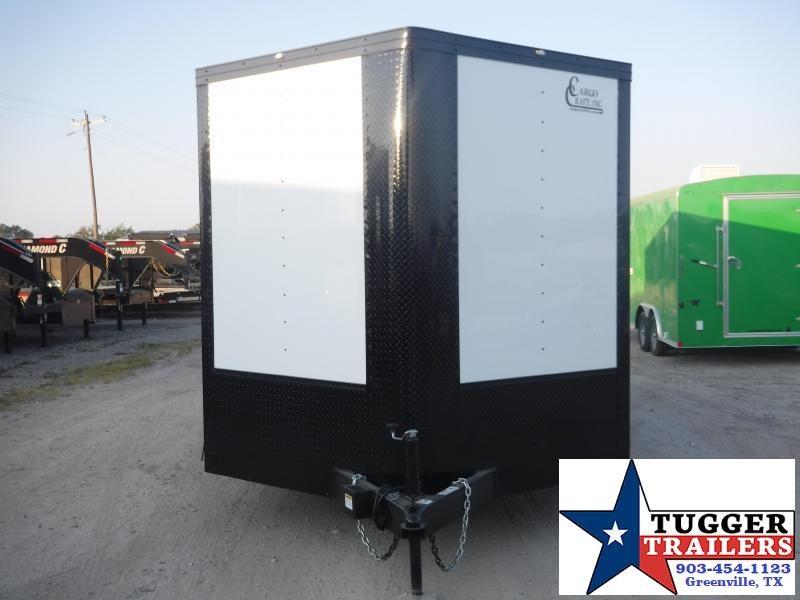 2020 Cargo Craft 8.5x20 20ft Blackout Auto Mobile Hauler Car / Racing Trailer