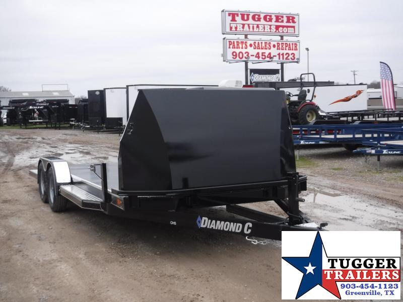 2020 Diamond C Trailers 83x20 20ft Auto Race Mobile Classic Open Flatbed Car / Racing Trailer