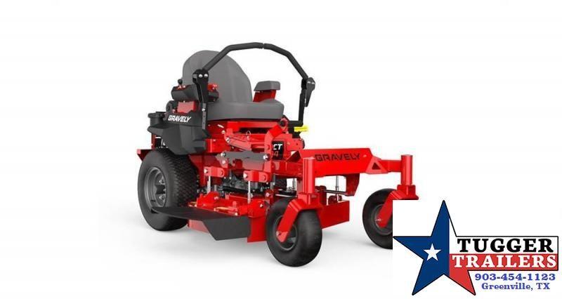 2019 Gravely Compact Pro 34 Zero Turn Mower 991088