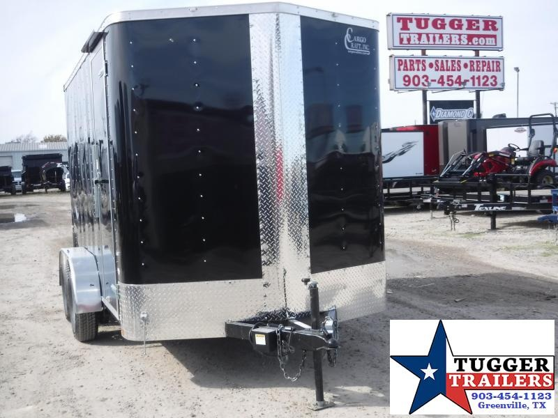 2020 Cargo Craft EV-7142 Enclosed Cargo Trailer