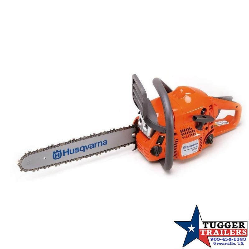 2020 Husqvarna Chainsaw 435 e-series Lawn