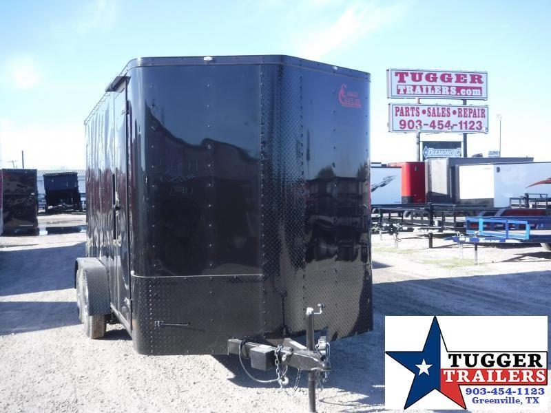 2020 Cargo Craft 7x14 14ft Utility Sport Enclosed Cargo Trailer