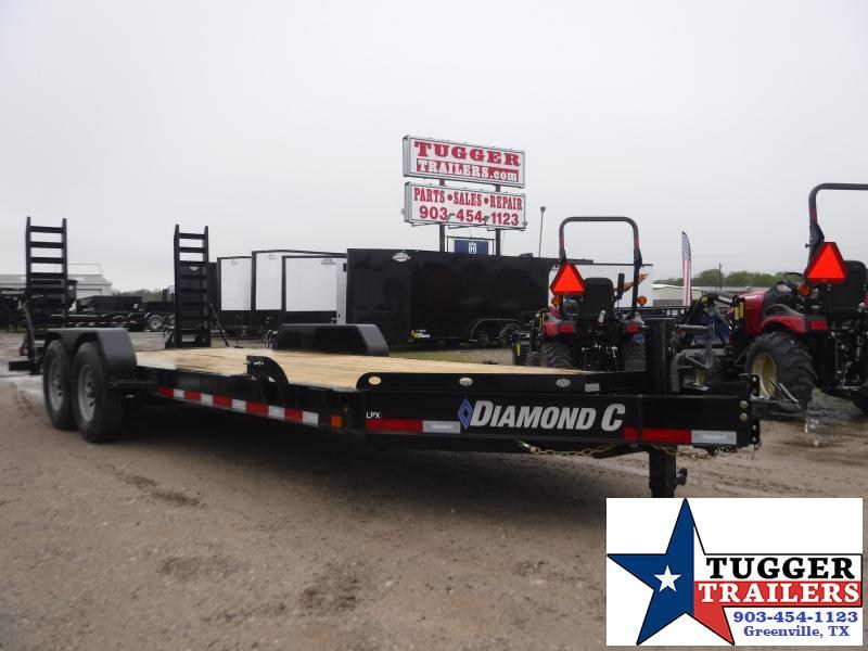 2020 Diamond C Trailers 82x20 20ft LPX Heavy Duty Work Steel Farm Utility Equipment Trailer