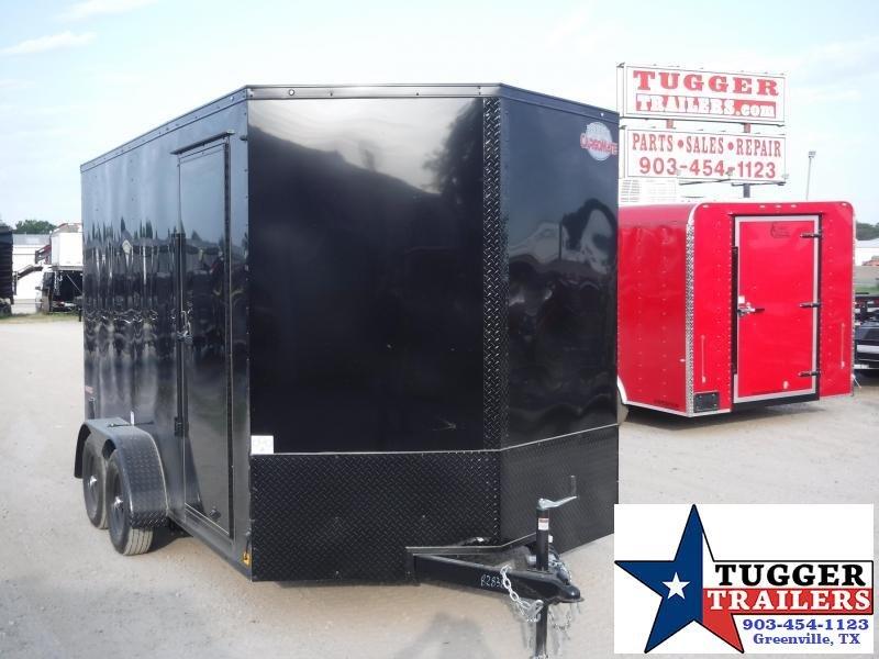 2020 Cargo Mate 7x14 14ft LE Blackout Ramp Enclosed Cargo Trailer