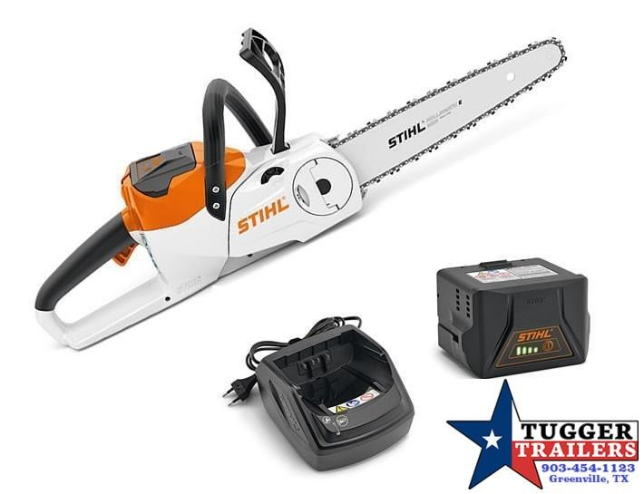 2019 Stihl Battery Operated Chainsaw Lawn
