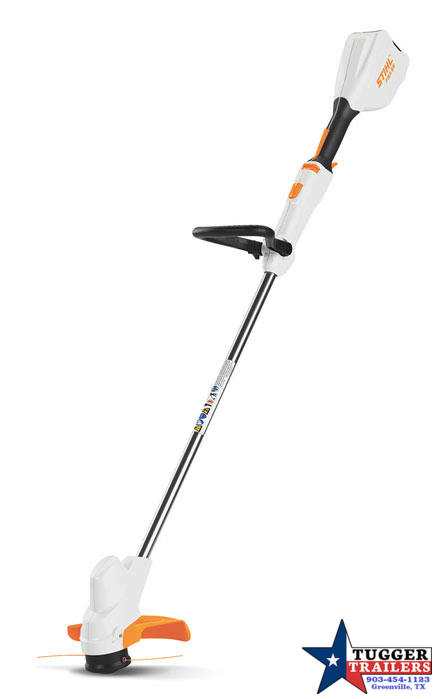 2019 Stihl Battery Powered Trimmer Lightweight Lawn