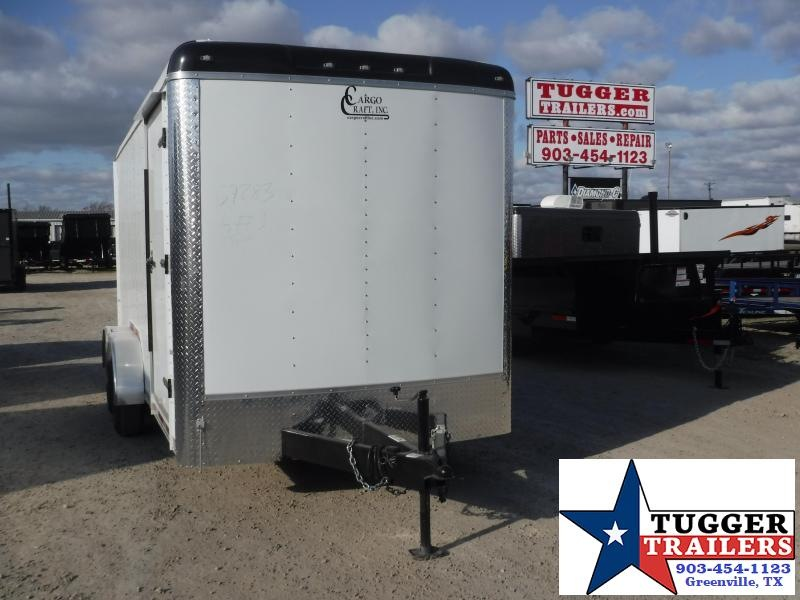 2020 Cargo Craft 7x16 16ft Expedition Utility Sport Enclosed Cargo Trailer