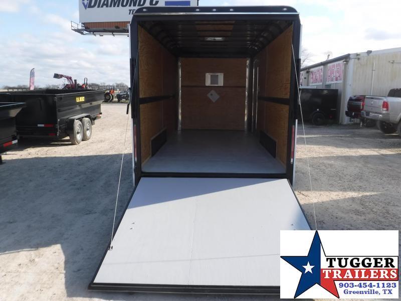 2020 Cargo Craft 7x16 16ft Expedition Utility Sport Enclosed Cargo Trailer