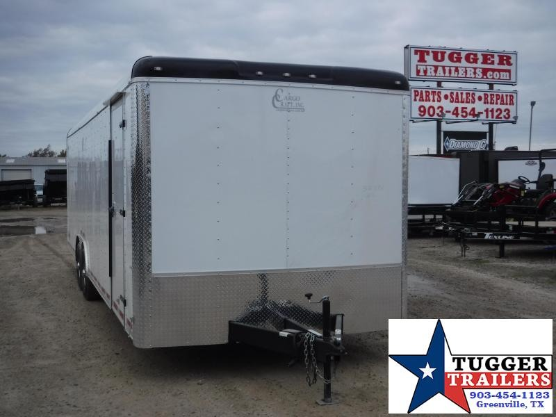 2020 Cargo Craft BAC-85282 Enclosed Cargo Trailer