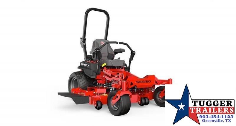 2019 Gravely Pro-Turn ZX 52 Zero Turn Lawn Mower 991232