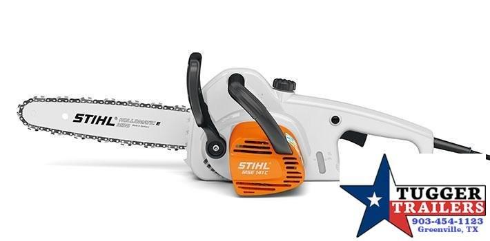 2019 Stihl Electric Chainsaw Lawn