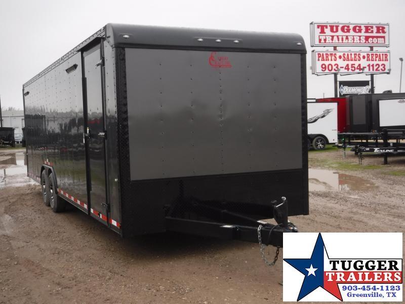2020 Cargo Craft 8.5x28 28ft Cargo Enclosed Auto Mobile Car / Racing Trailer