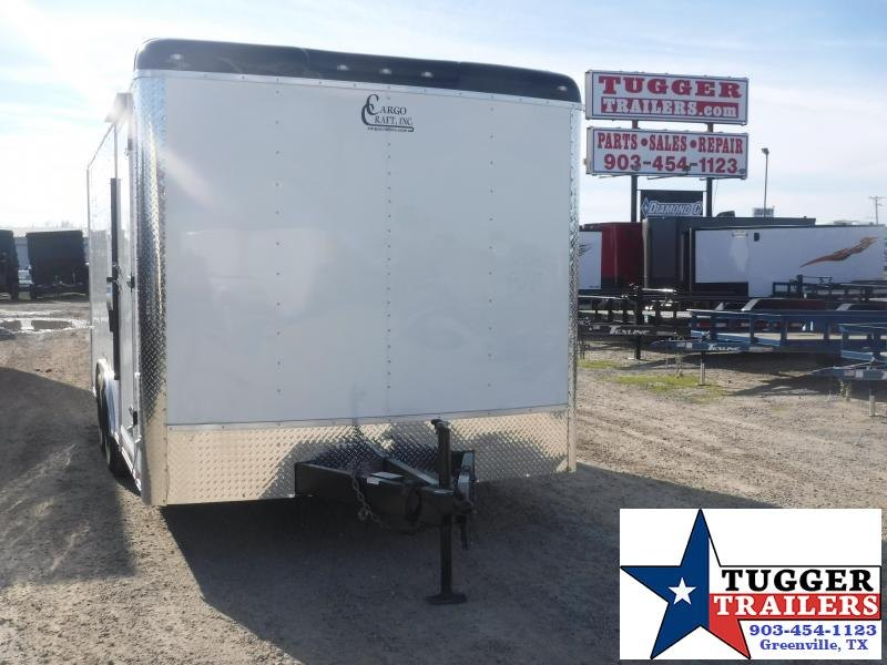 2020 Cargo Craft 8.5x16 16ft Expedition Ramp Utility Work Equipmen Enclosed Cargo Trailer
