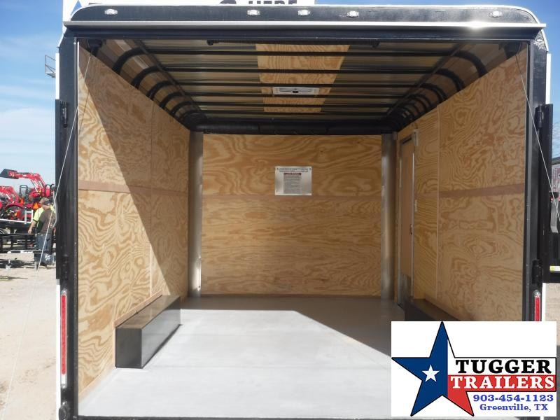 2020 Cargo Craft 8.5x16 16ft Expedition Ramp Utility Work Equipmen Enclosed Cargo Trailer