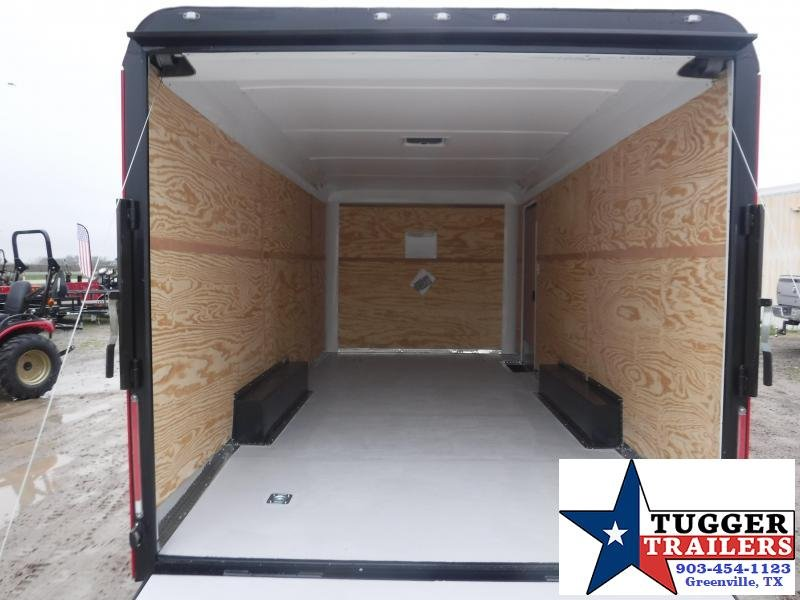 2020 Cargo Craft 8.5x20 20ft Black Out Ramp Utility Cargo Enclosed Car / Racing Trailer