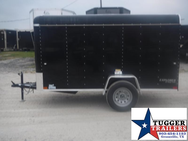 2020 Cargo Craft 5x10 10ft Swing Door Enclosed Cargo Trailer