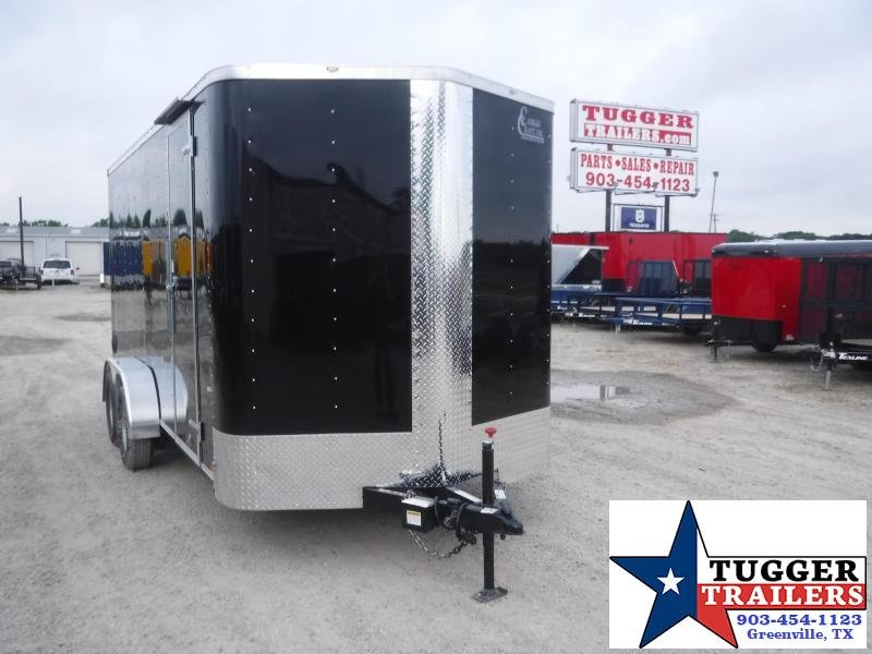 2020 Cargo Craft 7x16 16ft Utility Toy Lawn Business Equipment ATV Enclosed Cargo Trailer