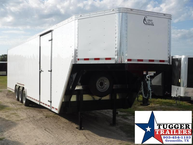 2020 Cargo Craft 8.5x40 40ft Gooseneck Enclosed Cargo Trailer