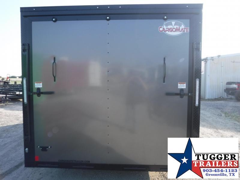 2020 Cargo Mate 8.5x24 24ft E-Series Blackout Enclosed Cargo Trailer