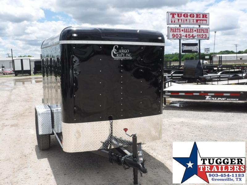 2019 Cargo Craft 5x8 8ft Explorer Swing Door Enclosed Cargo Trailer