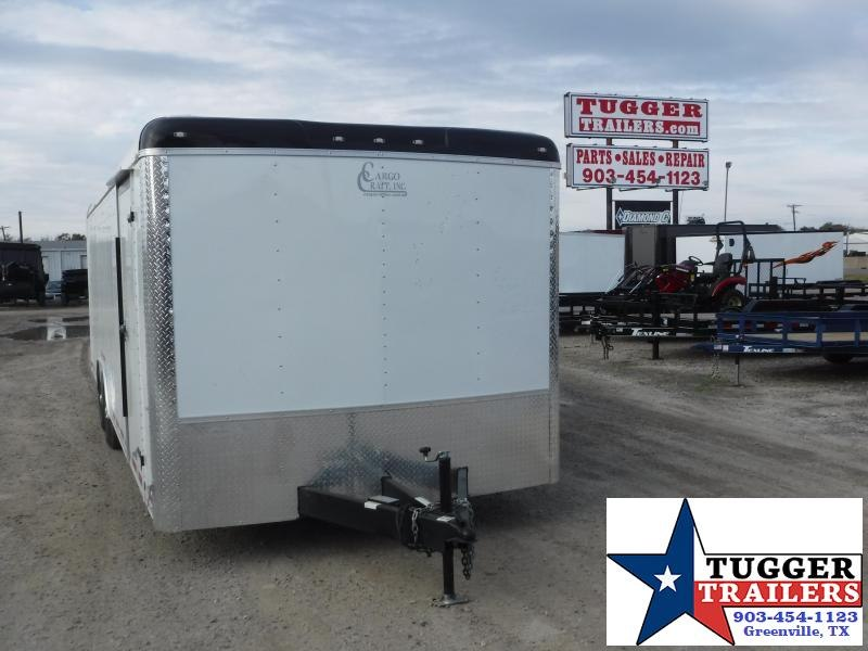 2020 Cargo Craft BAC-85242 Enclosed Cargo Trailer