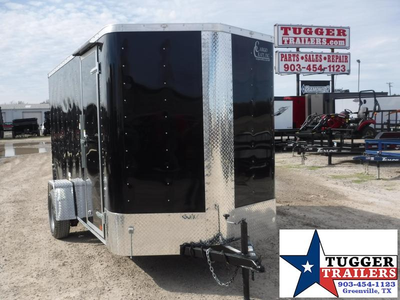 2020 Cargo Craft 6x12 12 ft Enclosed Cargo Trailer