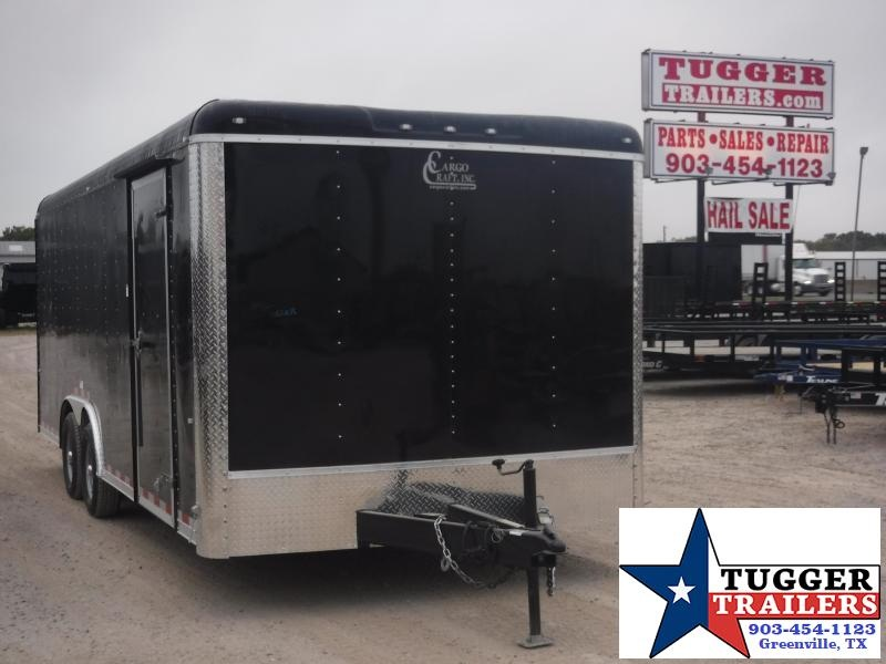 2020 Cargo Craft 8.5x20 20ft Enclosed Cargo Auto Mobile Hauler Car / Racing Trailer