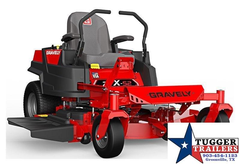 2020 Gravely ZT X 42 24hp Kohler 7000 Lawn Mower