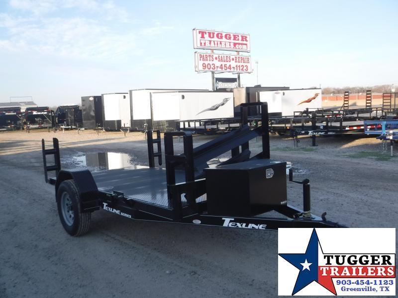 2020 TexLine 5'X10' Utility Trailer