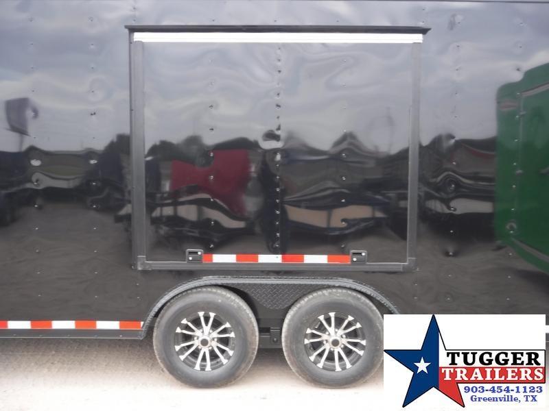2020 Cargo Craft 8.5x24 24ft Auto Mobile Cargo Enclosed Blackout Car / Racing Trailer
