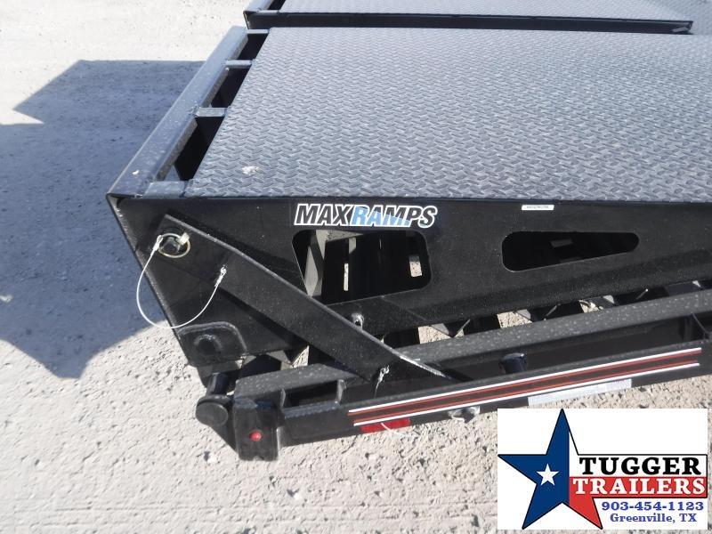 2019 Diamond C Trailers 102x32 32ft FMAX210 Open Gooseneck Flatbed Utility Trailer