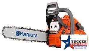 2020 Husqvarna Chainsaw 445 II e-series Lawn