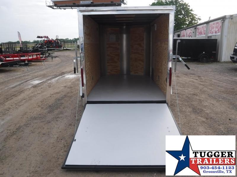2020 Cargo Craft 6x10 10ft Elite Plus 2' V-Nose Utility Sport Box Enclosed Cargo Trailer