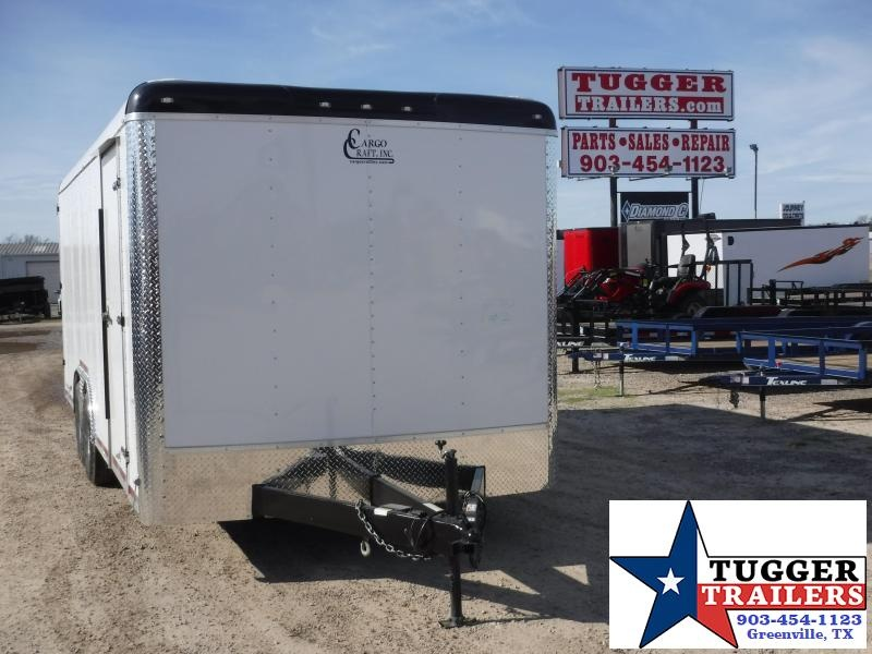 2020 Cargo Craft 8.5X20 20 ft Enclosed Cargo Trailer