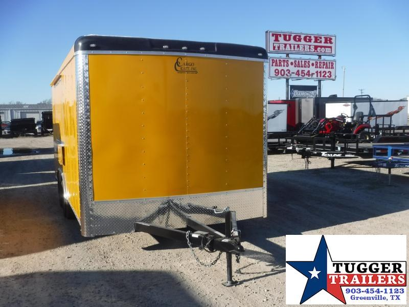2020 Cargo Craft 8.5 X 16 Enclosed Cargo Trailer