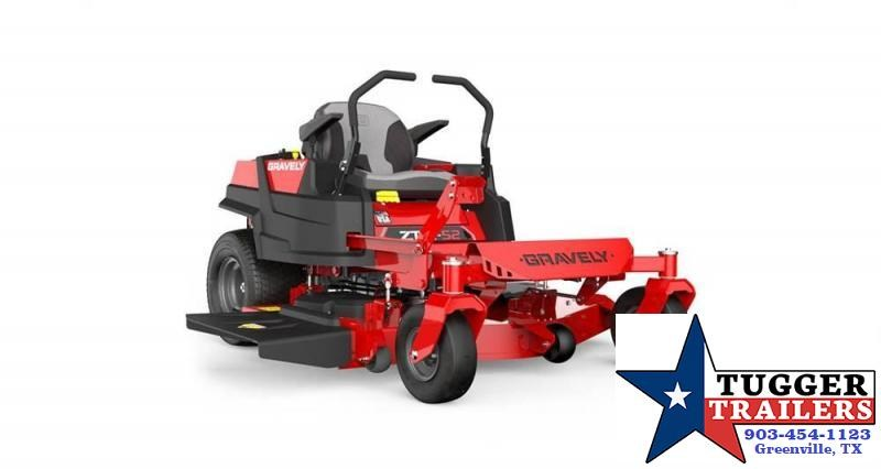 Gravely ZT X 52 Zero Turn Mower