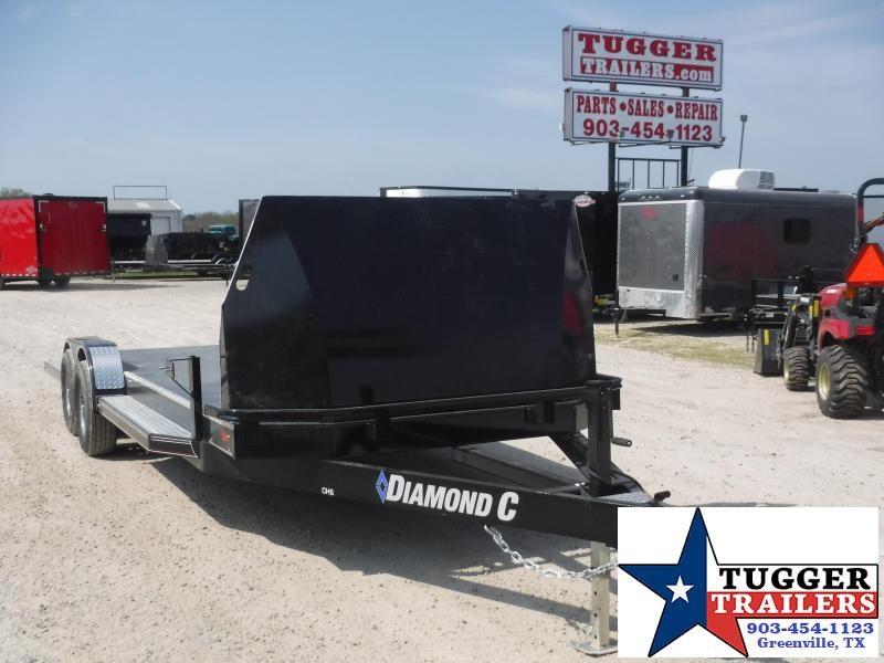 2020 Diamond C Trailers 83x22 22ft CHS Steel Heavy Duty Auto Mobile Car / Racing Trailer