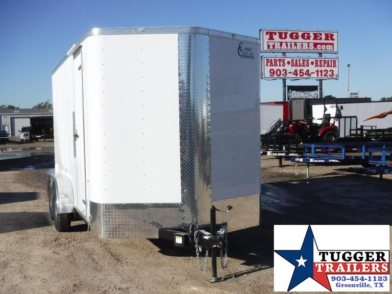 2020 Cargo Craft 7x14 Ramp Enclosed Cargo Trailer