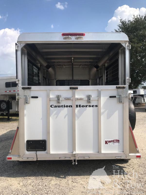 2020 Kingston Trailers Inc. Endurance Horse Trailer