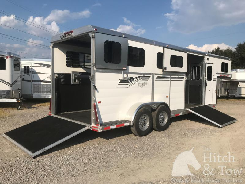 2020 Kingston Trailers Inc. Classic Horse Trailer