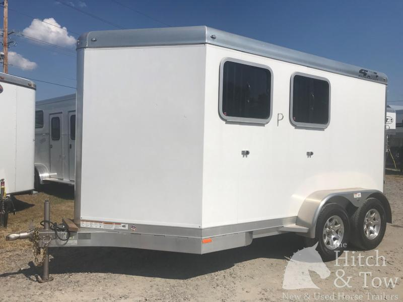 2019 4-Star Trailers Runabout Horse Trailer