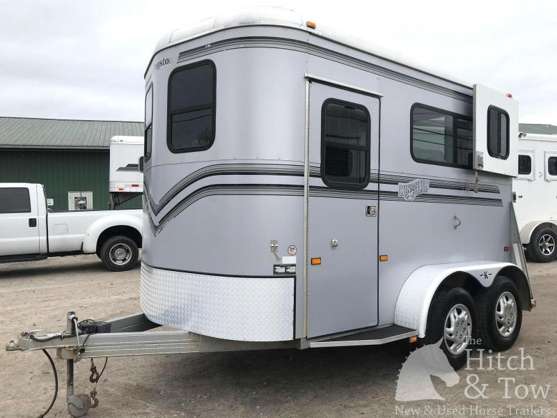 2005 Kingston Trailers Inc. Classic Standard Horse Trailer