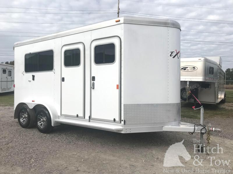 2018 Exiss Trailers Exiss Horse Trailer