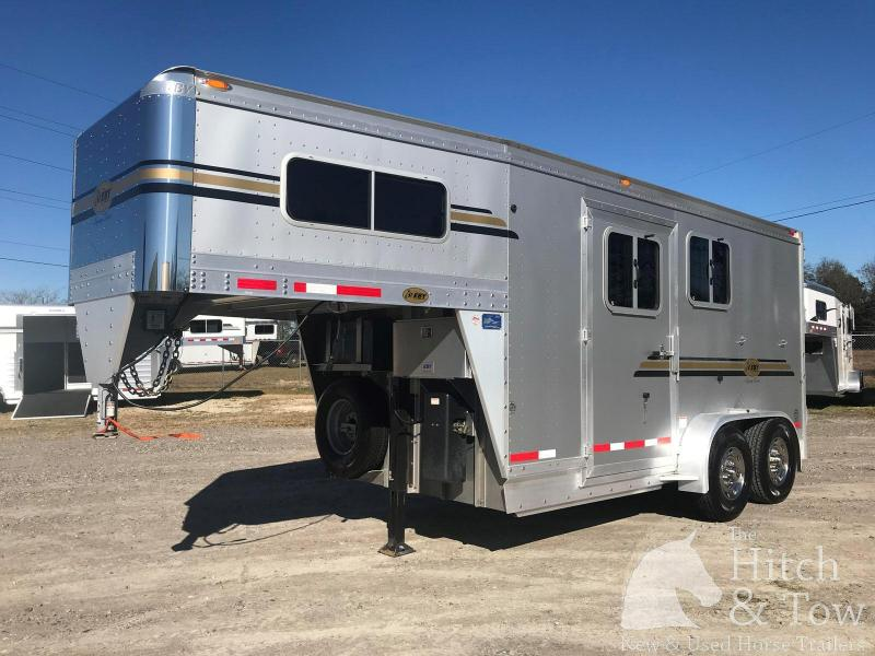 2015 EBY Legacy Series Horse Trailer
