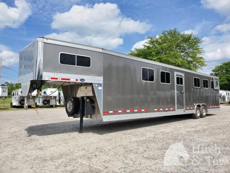 2018 EBY Eby Horse Trailer