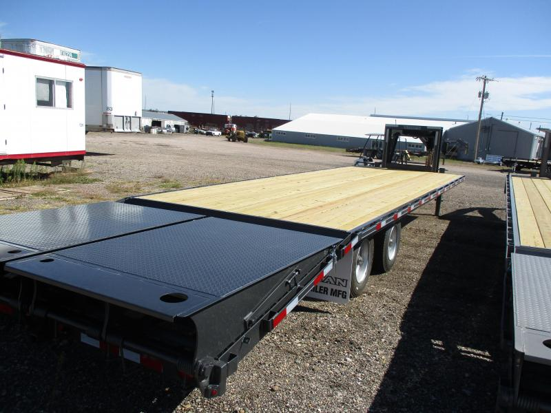 2020 Titan Trailers Flatbed Flatbed Trailer