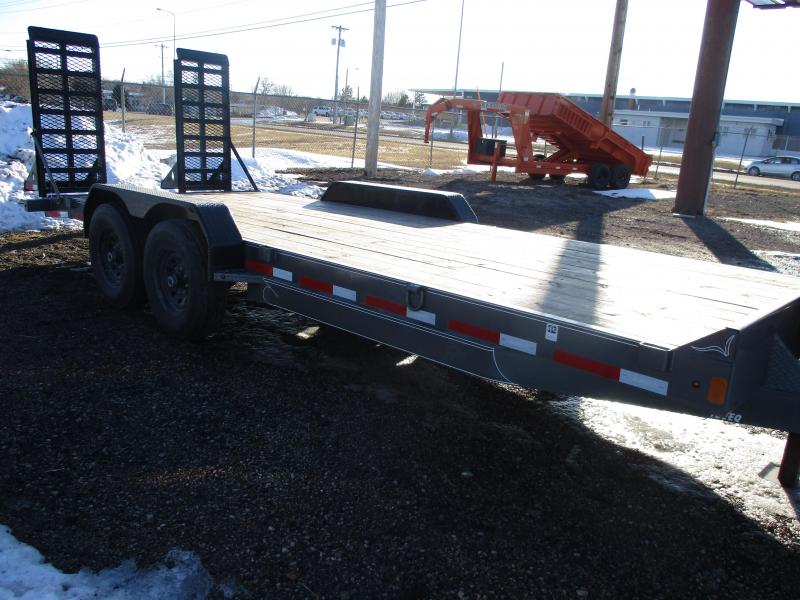2017 Diamond C Trailers Flatbed Flatbed Trailer