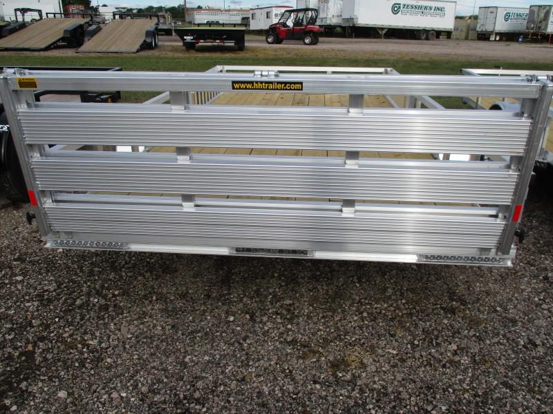 2020 H and H Trailer Utility Trailer 82 X 14