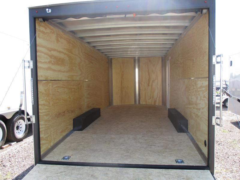 2020 H and H Trailer Cargo Enclosed Cargo Trailer